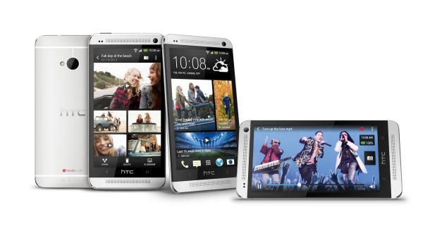 HTC ra mắt điện thoại HTC One: màn hình Full-HD 4.7 inch, camera Ultrapixel