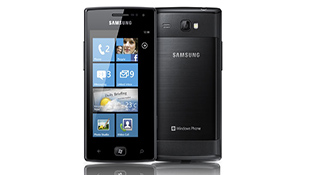 Samsung Omnia W chuẩn bị được lên Windows Phone 7.8
