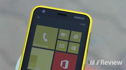 Đánh giá Nokia Lumia 620