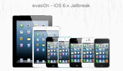 Evasi0n 1.4 sẽ ra mắt để jailbreak iOS 6.1.2