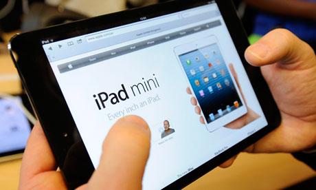 iPad Mini 2 màn hình Retina sẽ đắt hơn 30%