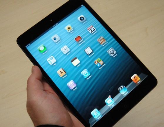 AUO bắt đầu phát triển màn hình cho iPad mini 2