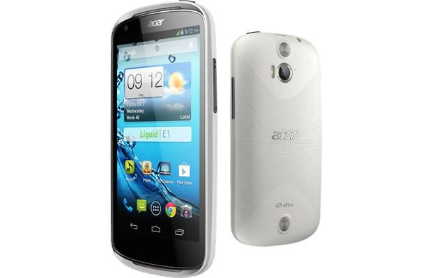 Acer công bố 2 điện thoại giá rẻ trước thềm MWC