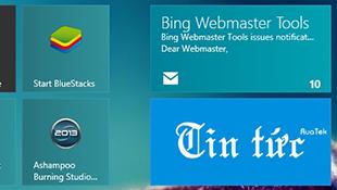 2 ứng dụng Việt thú vị cho Windows 8