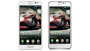 LG chính thức công bố Optimus F5 và Optimus F7