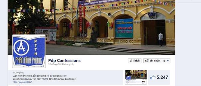 """""""Confessions"""" lời thú nhận của giới trẻ đang gây sốt trên mạng"""