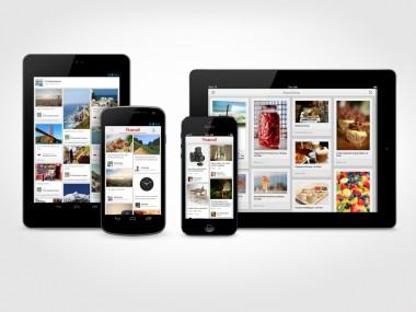 Pinterest đạt giá trị 2,5 tỉ USD