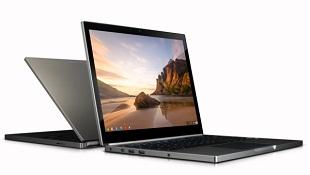 Chromebook Pixel: màn cảm ứng HD, Core i5, RAM 4GB, giá 1299 USD