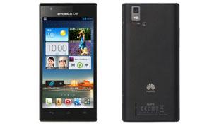 Bất ngờ với Huawei GL07S ra mắt tại Nhật Bản giống Ascend P2