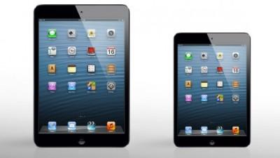 iPad 5 màn hình 9.7 inch ra mắt vào quý III?