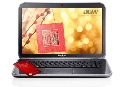 Digiworld giảm giá đến 1 triệu đồng cho 3 dòng laptop Dell