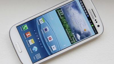 Lộ ảnh Android 4.2 trên Samsung Galaxy S III