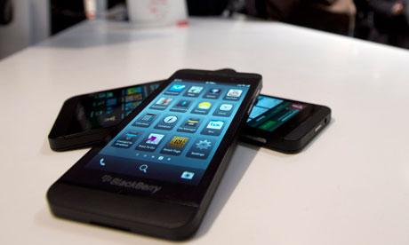 Thêm nhà phân tích cắt giảm doanh số dự kiến của BlackBerry Z10