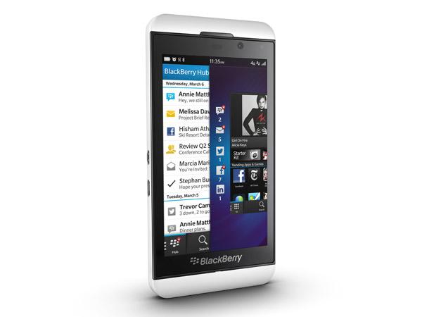 BlackBerry bán Z10 tại Singapore và Malaysia, giá 15,5 và 14,7 triệu đồng