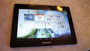 Cận cảnh máy tính bảng Lenovo S6000