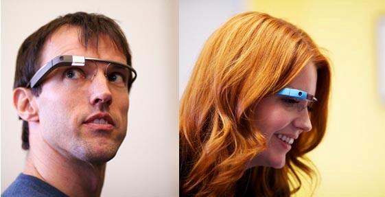 Trải nghiệm Google Glass
