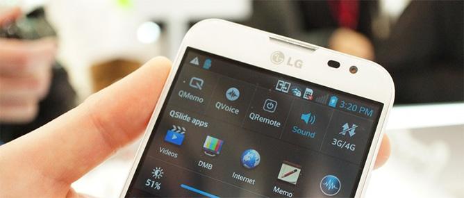 Trên tay LG Optimus G Pro: Snapdragon 600, 5.5 inch Full-HD