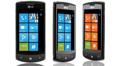 LG sẽ không phát triển thiết bị Windows Phone 8