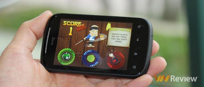 HTC Explorer ra mắt với ưu đãi cước hơn 5 triệu đồng, 2 năm bảo hành