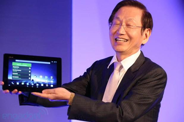 Asus cho ra mắt bộ Padfone Infinity, giá 1.325 USD
