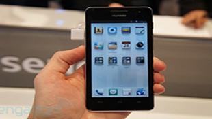 Trên tay Huawei Ascend G526