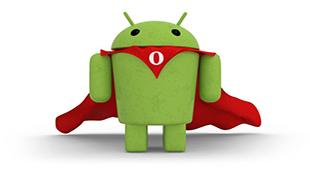 Trình duyệt Opera mới dựa trên nền tảng WebKit cho Android