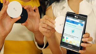 LG phát hành sạc không dây nhỏ nhất thế giới