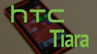HTC Tiara: smartphone đầu tiên sử dụng Windows Phone 8 GDR2