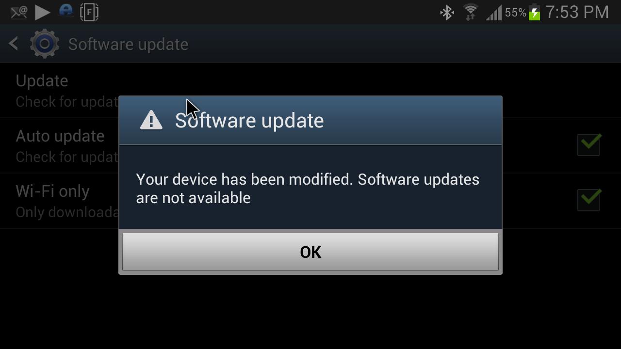 Cách giữ nguyên Root sau khi cập nhật Firmware OTA trên điện thoại Android
