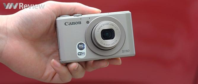 Đánh giá máy ảnh Canon PowerShot S110
