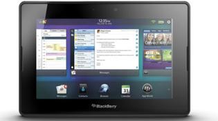 Sẽ có máy tính bảng BlackBerry 10 trong năm nay