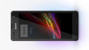 C670X - smartphone bí mật của Sony đã lộ diện
