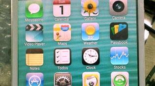 Trung Quốc ra máy tính bảng nhái iPad mini có tính năng gọi điện