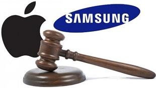 Samsung được giảm 450 triệu USD tiền bồi thường cho Apple