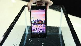 Nokia sẽ ra điện thoại chống nước bằng lớp phủ nano