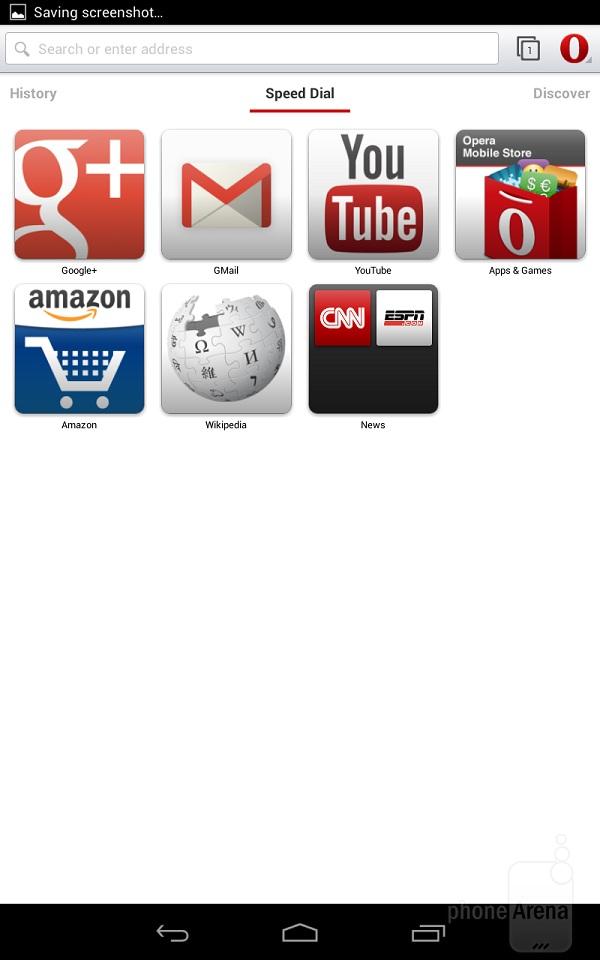 Trình duyệt Opera mới ra bản beta cho Android, nhanh hơn Chrome