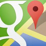 Google Maps trên iPhone được cập nhập lần đầu tiên