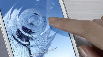 Nạn nhân tiếp theo bị qua mặt mã khóa: Samsung Galaxy S III