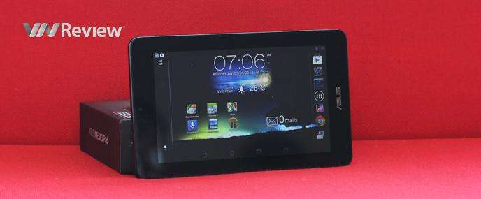 Trên tay máy tính bảng Asus MEMO Pad, giá 3,5 triệu đồng