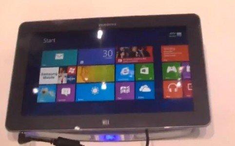 Samsung ngừng bán máy tính bảng Ativ Tab do thị trường không có nhu cầu