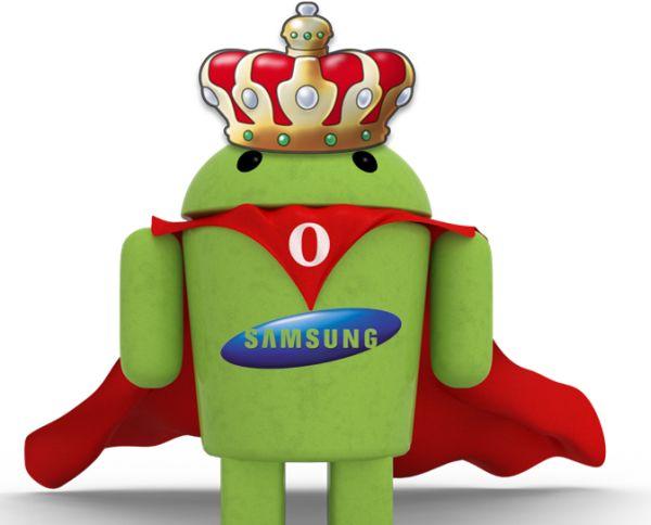 Thành công của Samsung đến từ sức mạnh quảng cáo quá khủng khiếp