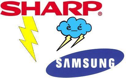 Samsung mua lại 3% cổ phần của Sharp