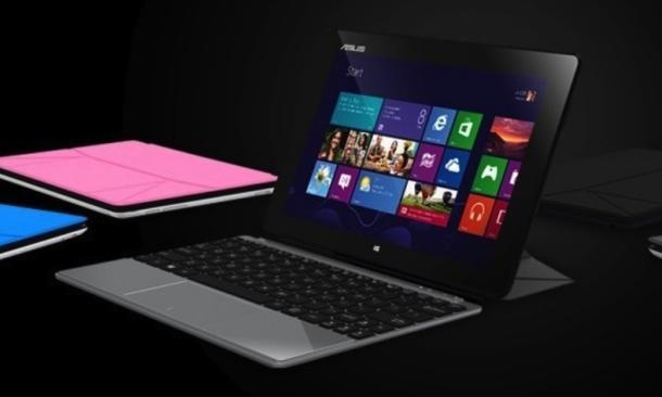 Asus: Sự đón nhận của thị trường đối với Windows 8 là quá thấp!