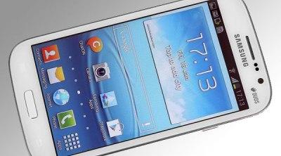 Samsung Galaxy Grand được cập nhật phần mềm