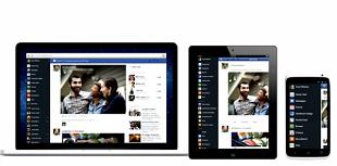 Xem giao diện News Feed mới của Facebook qua ảnh