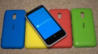 Sẽ có vỏ chống nước chính hãng cho Nokia Lumia 620
