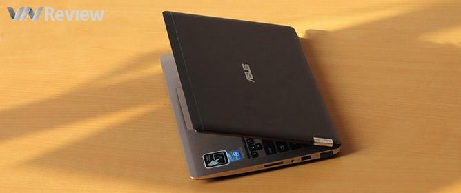 Đánh giá laptop màn hình cảm ứng ASUS VivoBook X202E