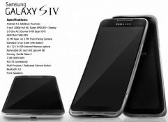 45% người dùng muốn Galaxy S IV dùng vỏ kim loại