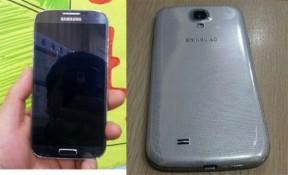 Xuất hiện đoạn clip trên tay Galaxy S IV hai SIM