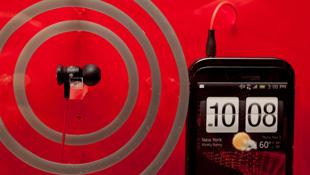 Cận cảnh HTC Rezound: lõi kép 1.5 GHz, âm thanh Beats